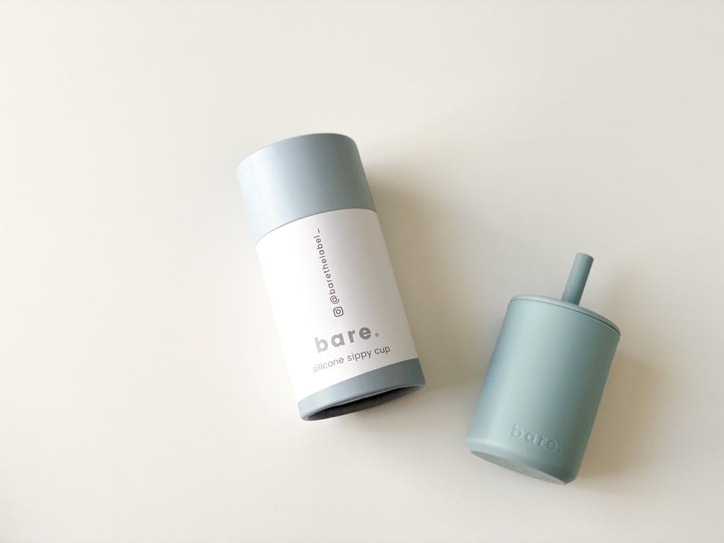 Sippy Cup - Powder Blue (4688753000535)