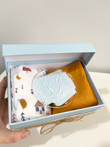 Mini Gift Box - Blue