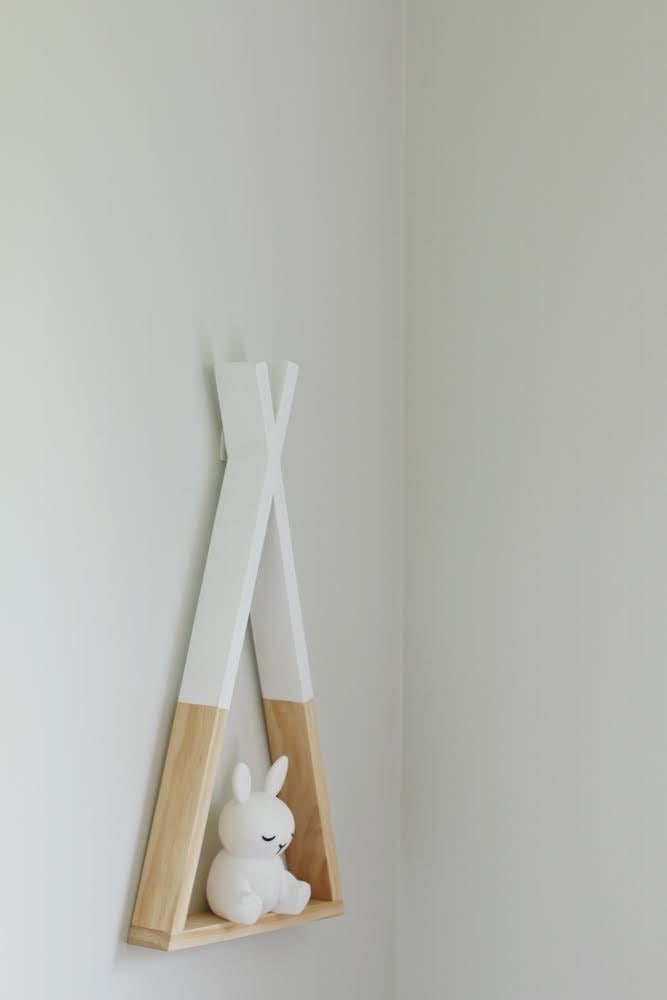 Teepee Shelf - Single