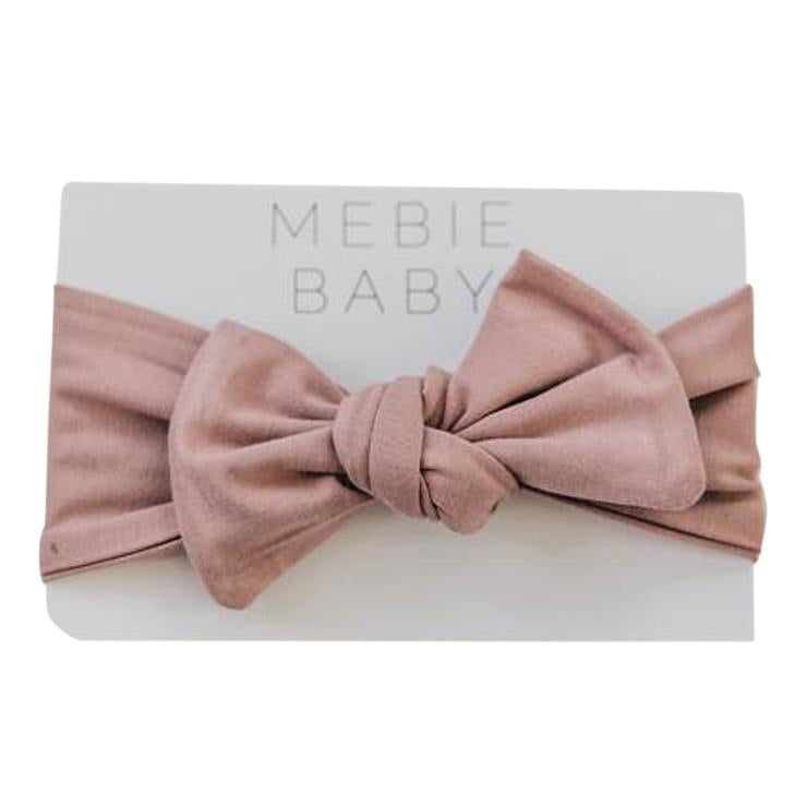 Head Wrap - Dusty Rose