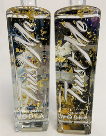Trust Me Vodka - Lydia Fenwick Collector Box (GOLD FLAKE)