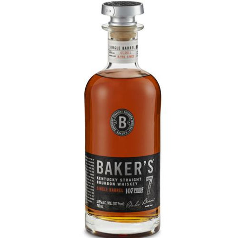 Baker's 7 Year Old Single Barrel Bourbon - Nestor Liquor