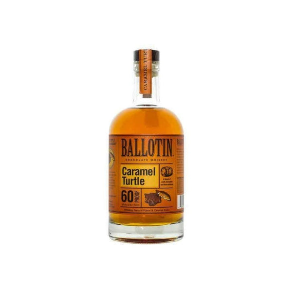 Ballotin Caramel Turtle Chocolate Whiskey - Nestor Liquor
