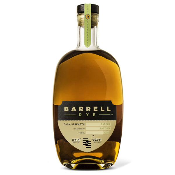Barrell Rye Batch 4 Year #003 116.7 Proof - Nestor Liquor