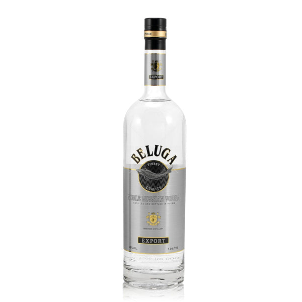 Beluga Noble Russian Export Vodka - Nestor Liquor