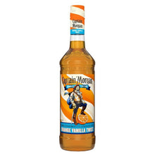 Captain Morgan Orange Vanilla Twist Summer Edition