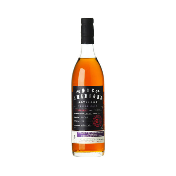 Doc Swinson's Alter Ego Triple Cask Straight Bourbon Whiskey