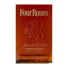Four Roses Limited Edition Small Batch 2021