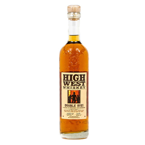 High West Double Rye! 375ml - Nestor Liquor