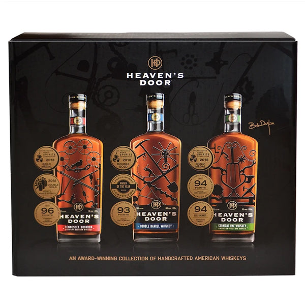 Heaven's Door Trilogy 3PK 200ml - Nestor Liquor