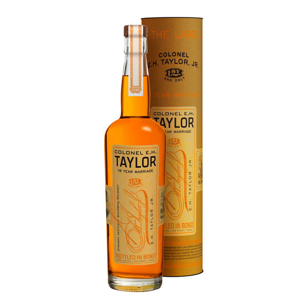 Colonel E.H. Taylor 18 Year Marriage - Nestor Liquor