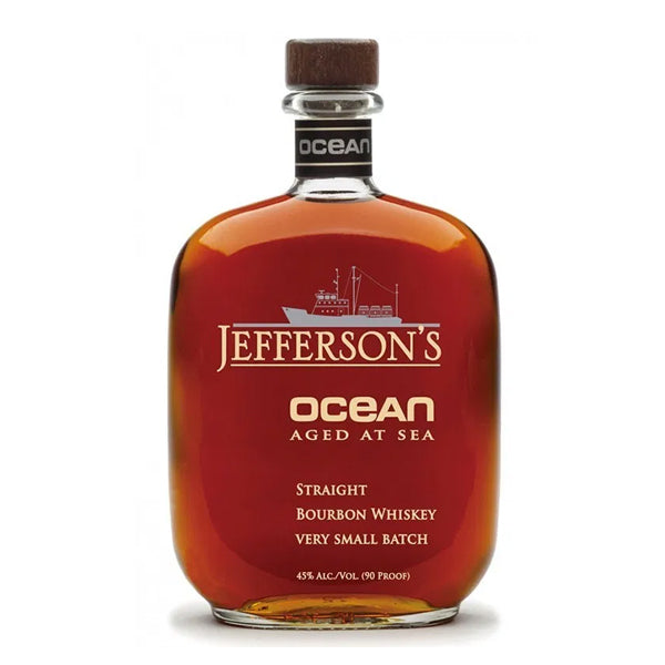 Jefferson's Ocean Aged At Sea Cask Strength Voyage 21 - Nestor Liquor