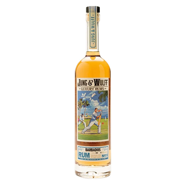 Jung & Wulff Luxury Rums No.3 Barbados - Nestor Liquor