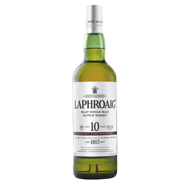 Laphroaig 10 Year Original Cask Strength - Nestor Liquor