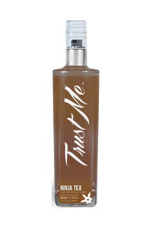 Trust Me Vodka Bottled Cocktail - Ninja Tea 375ml