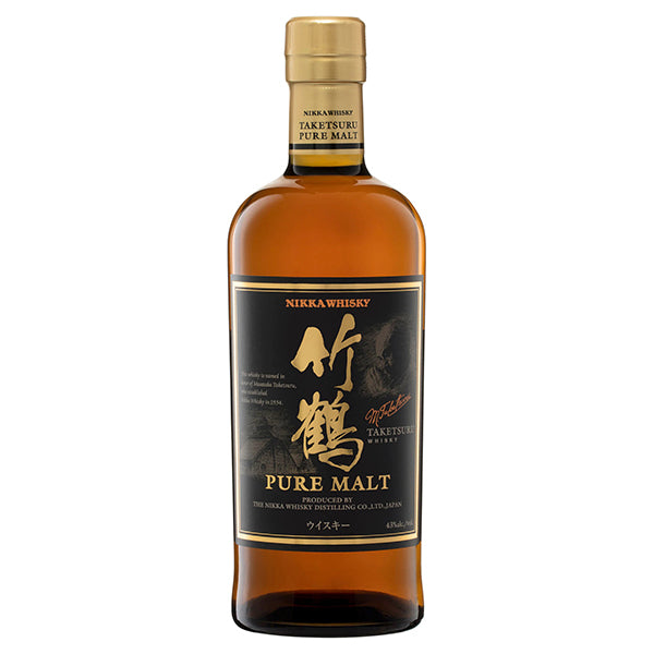 Nikka Taketsuru Pure Malt Whiskey - Nestor Liquor