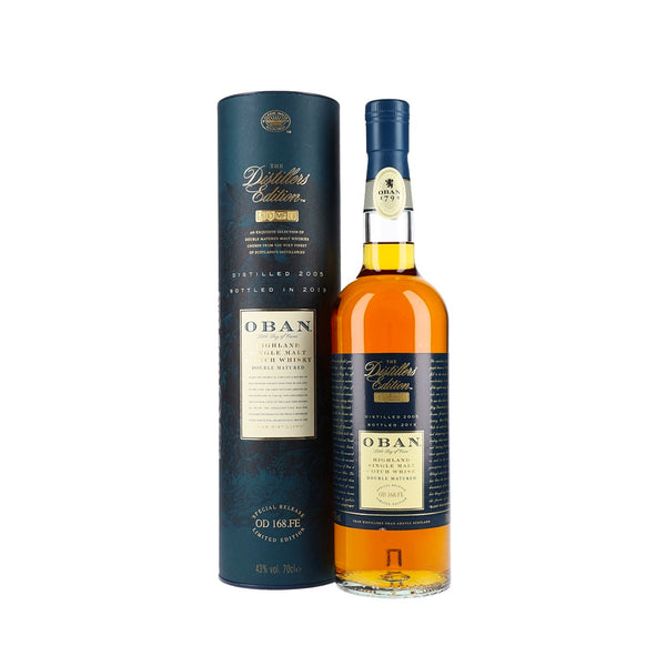 Oban Distillers Edition Single Malt - Nestor Liquor