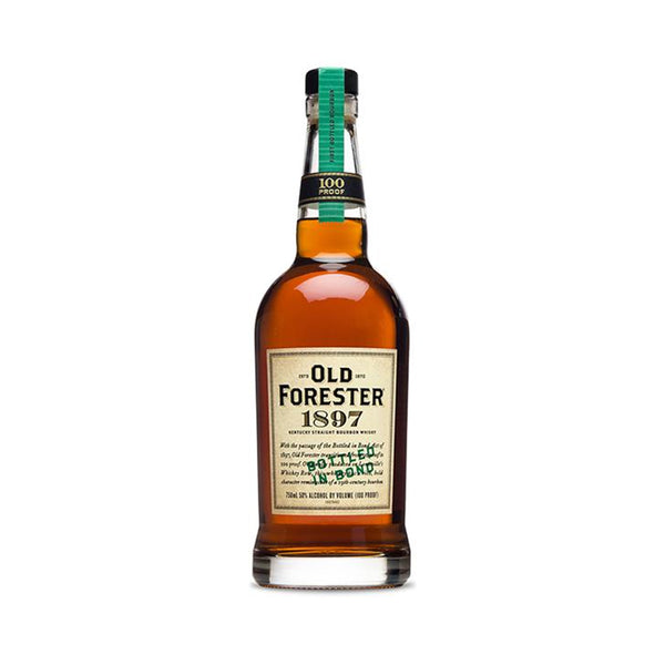 Old Forester 1897 Bottled In Bond 100 Proof - Nestor Liquor