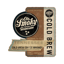 Ole Smoky Cold Brew Coffee Whiskey