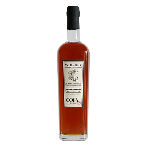Oola Distillery Whiskey Discourse C 90 Proof - Nestor Liquor