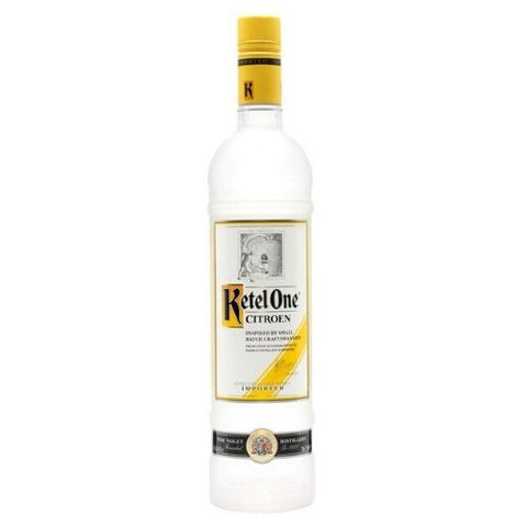 Ketel One Vodka Citroen 750ml - Nestor Liquor