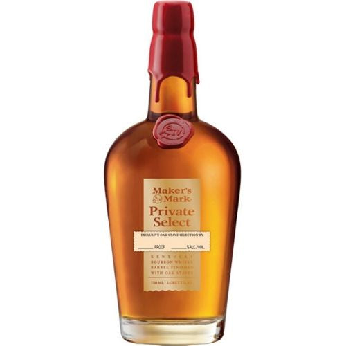 Maker's Mark Private Select Exclusive Oak Stave Selection By