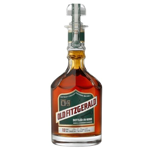 Old Fitzgerald Bottle In Bond Bourbon Whiskey 13 Years Old - Nestor Liquor