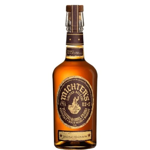 Michter's Toasted Barrel Finish Kentucky Sour Mash Whiskey Limited Release - Nestor Liquor