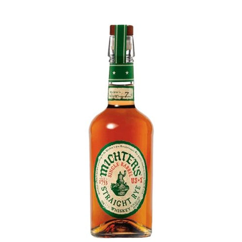 Michter's Single Barrel Straight Rye Whiskey - Nestor Liquor