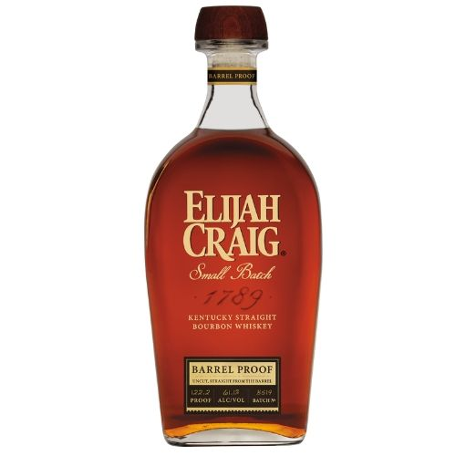 Elijah Craig Barrel Proof Kentucky Straight Bourbon Whiskey Batch #B519 - Nestor Liquor