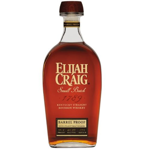 Elijah Craig Barrel Proof Batch #C919 - Nestor Liquor