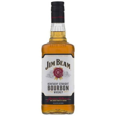 Jim Beam Kentucky Straight Bourbon Whiskey - Nestor Liquor