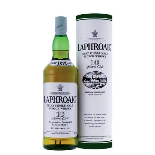 Laphroaig Single Malt Scotch Whisky 10 Year - Nestor Liquor