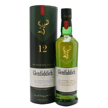 Glenfiddich 12 yr old Speyside Single Malt Scotch Whisky