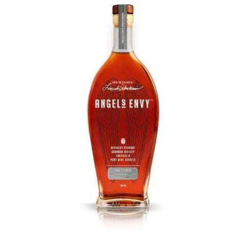 Angel's Envy Cask Strength Bourbon 2018 Limited Edition - Nestor Liquor