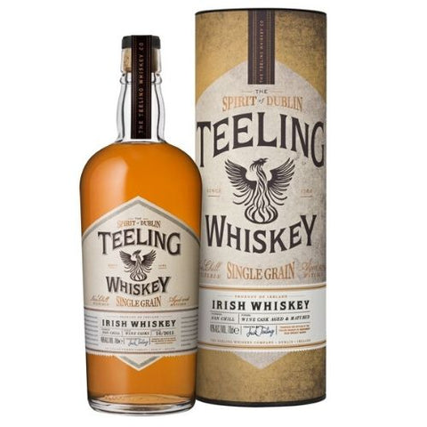 Teeling Single Malt Irish Whiskey - Nestor Liquor