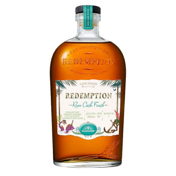 Redemption Rum Cask Finish - Nestor Liquor