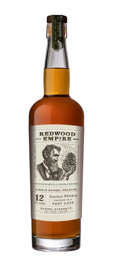 Redwood Empire 12 Year Bourbon Whiskey Finished In A Port Cask SDBB