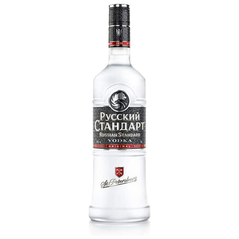 Russian Standard Vodka - Nestor Liquor