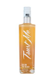 Trust Me Vodka Bottled Cocktail - Sex on The Beach 375ml