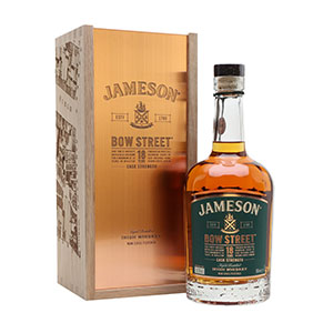Jameson Bow Street 18 Year Cask Strength Irish Whiskey - Nestor Liquor