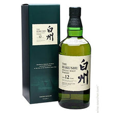 Suntory The Hakushu Single Malt Japanese Whisky 12 Years