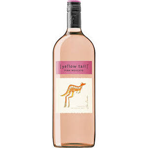 Yellow Tail Pink Moscato - Nestor Liquor