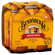 Bundaberg Ginger Beer 4pk