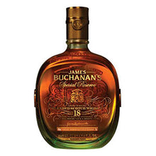 Buchanan's 18 YR Scotch Whiskey