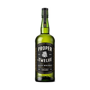 Proper Twelve Triple Distilled Irish Whiskey - Nestor Liquor
