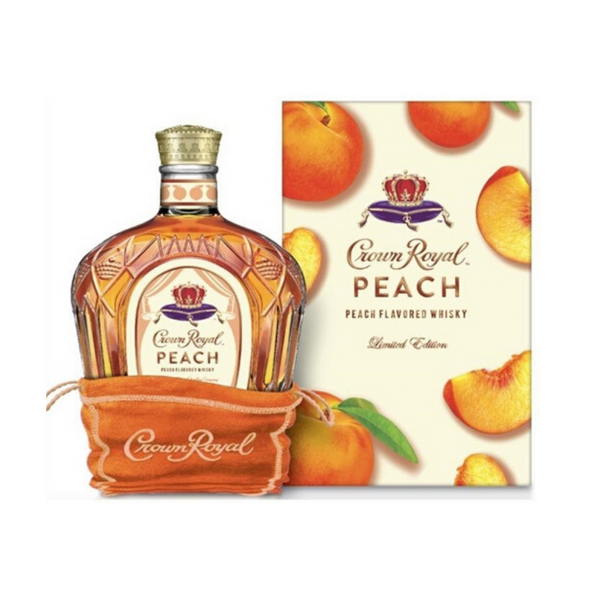 Crown Royal Peach Whisky - Nestor Liquor