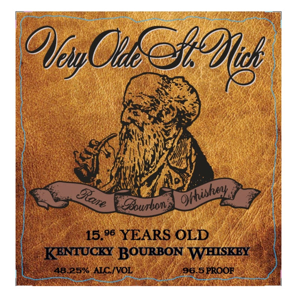 Very Olde St. Nick 15.96 Years Old Ancient Estate Bourbon - Nestor Liquor