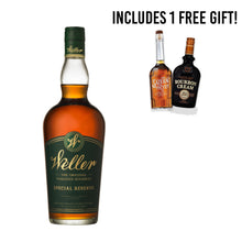 W.L Weller Special Reserve Bourbon Whiskey is 1 Liter