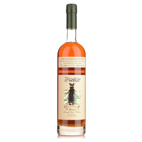 Willett Family Estate Rye 4 Year Cask Strength - Nestor Liquor